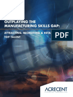 E-Book Acrecent Manufacturing Skills