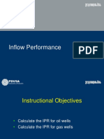 Inflow Performance Reservoir IPR