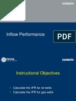 Inflow Performance Reservoir IPR