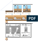 Métodos de Perforación o Creación Para Una Chimenea Subterránea