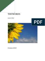 tinywords 10.2