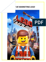 Plan de Marketing Lego