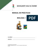 Manual Practicas Biologia 1