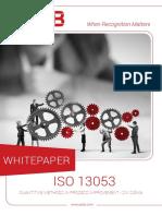 12 Pecb Whitepaper Iso 13053