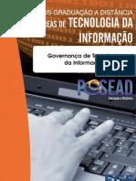 Governanca Em Tecnlogocia Da Informacao