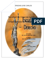 Criminologia en El Peru Monografia