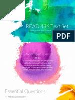read 436 text set
