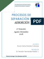 ADSORCION (Resumen)