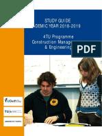 4tu Cme Study Guide 2018 2019