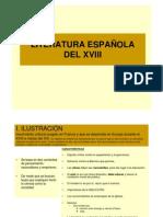 PRESENTACION LITERATURA XVIII