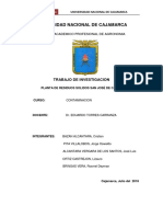 RESIDUOS SOLIDOS CONTAMINACION
