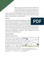 Precipitaciones y Pluviometría