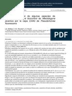 Cartas en Microbiología Aplicada 2004