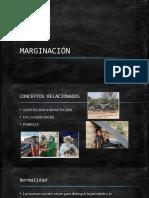 Presentación  MARGINACIÓN-AnaElisa