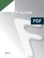 Corel PDF Fusion User Guide