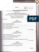 Mg Question Paper