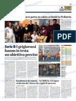 La Provincia Di Cremona 13-12-2018 - Serie B