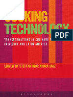Ayora Díaz, Steffan Igor-Cooking Technology