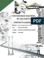 CALCULO ESTRUCTURAL DE MUROS DE CONTENCIÓN EN VOLADIZO