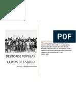 Desborde Polular y Crisis de Estado (Jose Matos Mar)