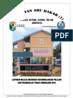 Sk Sab 1 Majlis Anugerah Cemerlang 2018