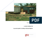 Giz2008 en Land Conflicts