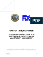 CARVER+Shock Primer September 2009