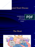 Congenital Cardiac Disease