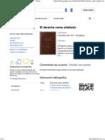 El Derecho Como Artefacto - Luka Burazin - Google Libros