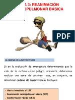 3. RCP Primeros Auxilios