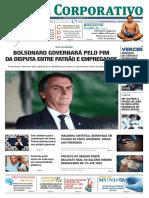 Jornal Corporativo de 13 de Dezembro de 2018 - NR3013