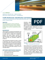 Traffic BottleNeck Solutioın - Federal Highway Administration - 17019