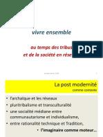 5 Vivre Ensemble, Le Temps Des Tribus