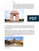 British monuments in Delhi.docx