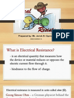 Report 3..Electric Resistance