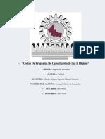 Ejemplo Practico de Implementar y Certificar Empresa en ISOTS 1694