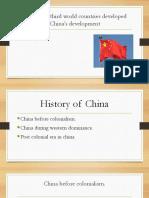 China & Development
