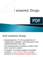 Blood Drugs for Anemia