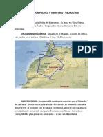 Marruecos Geografia Pablo