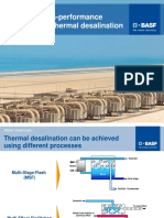 SOKALAN - High-performance Additives for Thermal Desalination