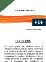 Aulas Economia e Mercados