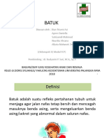 Ppt Batuk 2018 Print