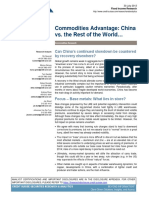 CS Report 2013 on Base Metals