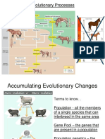 2015 - Evolutionary Processes and Speciation