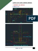 0 METRADO CONCRETO ZAPATAS.pdf