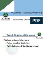 5_Estimation Confidence Interval