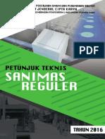 Petunjuk Teknis Sanimas Reguler-1