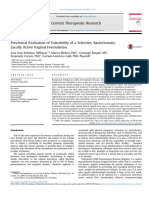 Preclinical Evaluation of Tolerability of a Selective, Bacteriostatic, Locally Active Vaginal Formulation