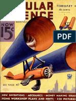 Popular Science Feb 1934