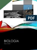 Aula Biologia UPT